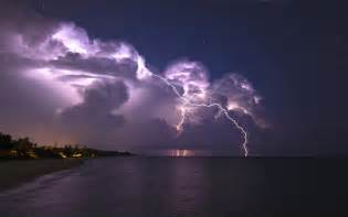 Lightning Cloud Severe Weather Awareness Week Tuesday Lightning