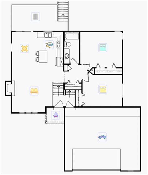 bi level home plans bi level house plans