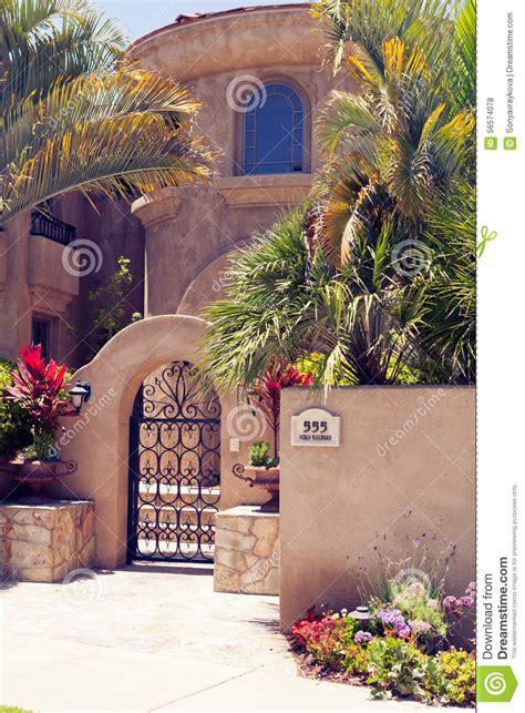 busters house san diego cottage house coronado san diego usa stock photo