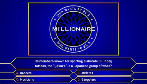 Who Wants To Be A Millionaire Presentation Template Affordable Presentation Background Sles Who Wants To Be A Millionaire Layout
