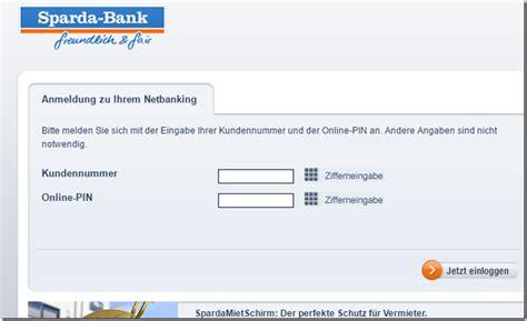 login sparda bank phishing mit dem namen sparda bank mimikama