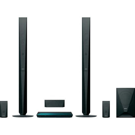 sony bdv e4100 home theater system black from conrad
