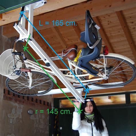 flat bike lift fahrrad deckenlift flat bike lift