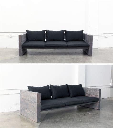 concrete sofa 17 best ideas about homemade modern on pinterest