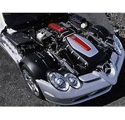 Mercedes SLR McLaren 2004  Engine 196 Of 243 1600x1200