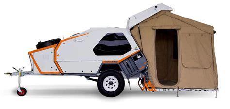 Travel Trailers Floor Plans tvan camper trailer the original off road camper trailer