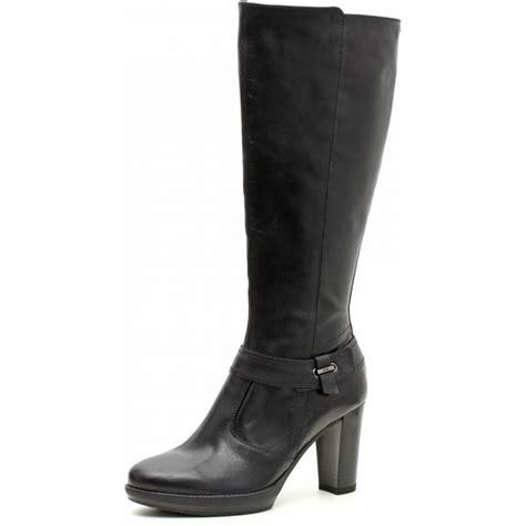 stivali corti nero giardini nero giardini scarpe autunno inverno 2013 2014