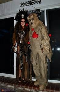 witch doctor  voodoo doll couples costume