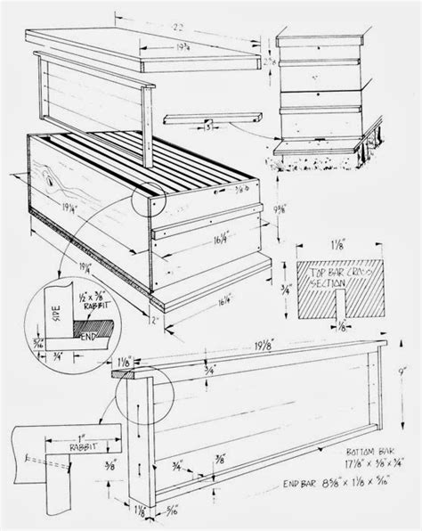 honey bee house plans bee box plans www pixshark com images galleries with a bite