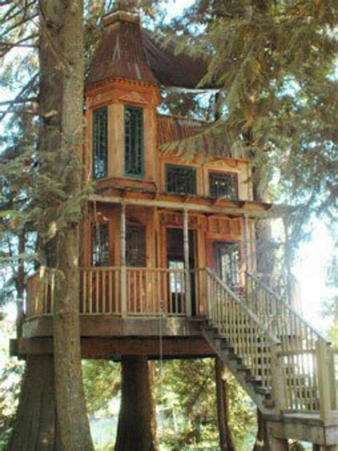 my tree house my dream home tree house dream log homes tree houses pinterest