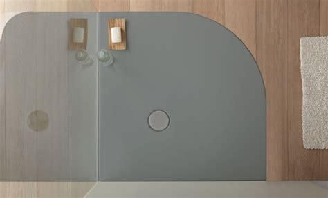 piatti doccia misure speciali piatto doccia in acrilico semicircolare