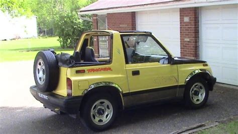 electric and cars manual 1993 geo tracker user handbook electric conversion ev electric car