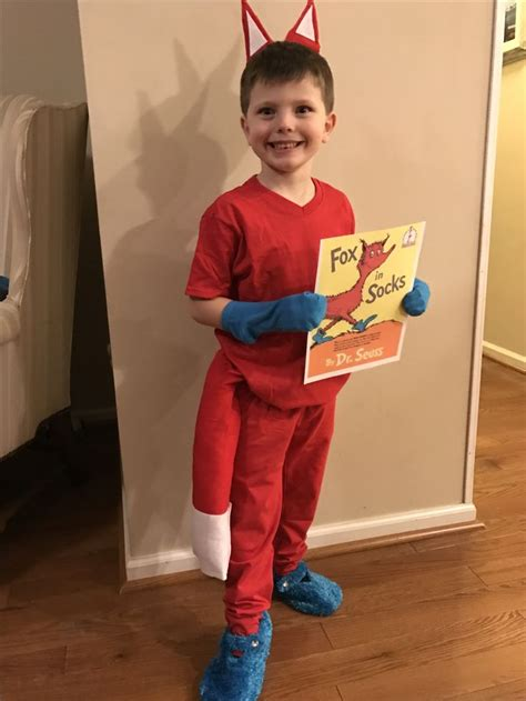 diy fox in socks costume halloweentown socks