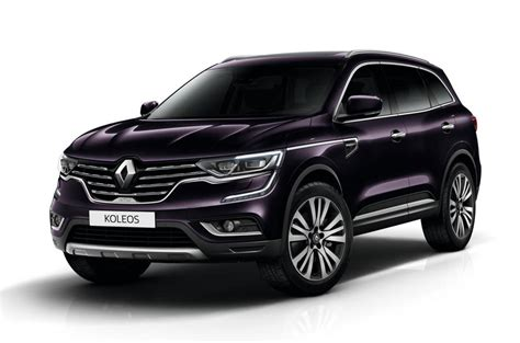 renault jeep renault koleos uk specs and details of initiale