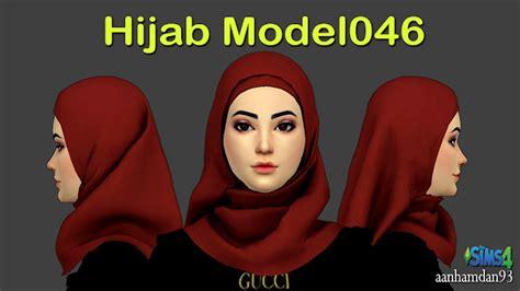 hijab model carissa set  pose  aan hamdan simmer  sims  catalog