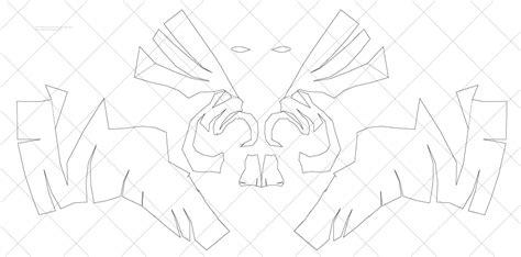 diy batman mask template dali lomo how to make batman v superman of justice