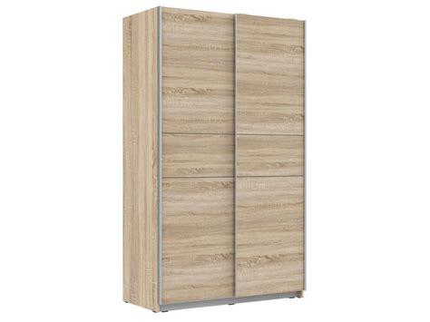sonoma armoire armoire 2 portes winner 2 coloris ch 234 ne sonoma vente de armoire conforama