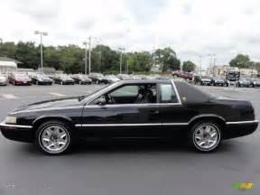 2002 Cadillac El Dorado Black 2002 Cadillac Eldorado Esc Exterior Photo