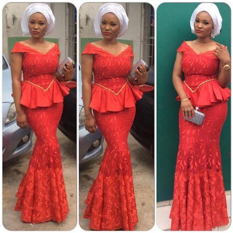 nigerian aso ebi fashion styles 2016 asoebi styles 7 http maboplus com lace aso ebi styles
