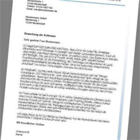 Bewerbung Als Maschinenbediener Bewerbungsvorlagen Die Sie Mit Sicherheit 252 Berzeugen