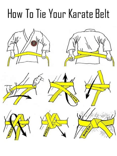 Do You Want To Do Karate In The Garage by 26 Hacks On Ties And Knots That Will Change Your
