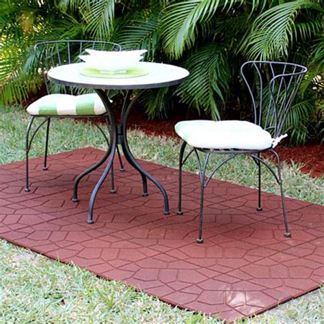 outdoor pavers for patios rubber paver tiles rubber patio tile for outdoor
