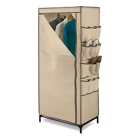 Honey Can Do Storage Closet by Honey Can Do Wrd 01270 Storage Closet 27 Quot Wide With Shoe
