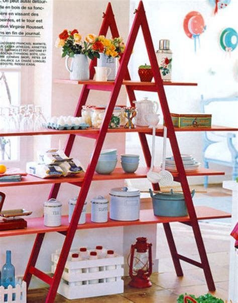 Creative Ideas For Home Decoration 20 Creative Ladder Ideas For Home Decoration Hative