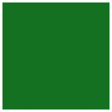 apple green color color swatches for gatorfoam and foam laminated