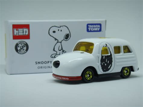 Tomica Snoopy Tokyo Museum Limited weshare