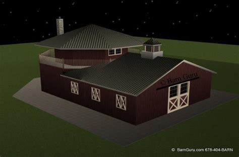 barn plans 4 stall octagon horse barn living quarters apartment barn living quarters plans joy studio design gallery