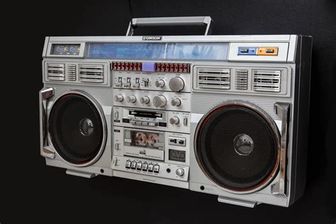 Ways To Decorate Your Home unique vintage boombox collection from the 1980s for sale