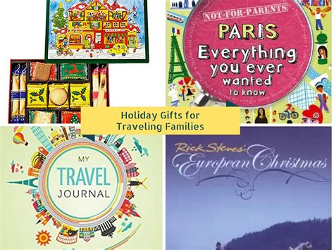 christmas gifts for travel loving families gift ideas
