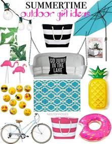 summertime outdoor gift ideas