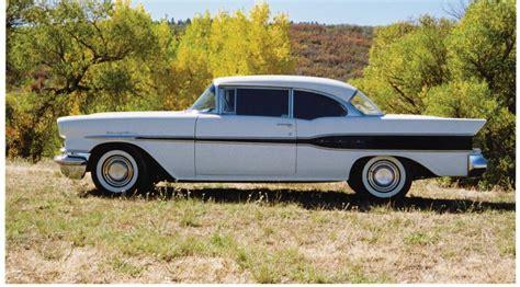 1957 Pontiac Chieftain 2 Door For Sale by 1957 Pontiac Chieftain 2 Door Hardtop 21256