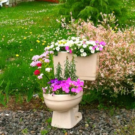 Potty Planters by 10 Best Images About Toilet Planter On Gardens