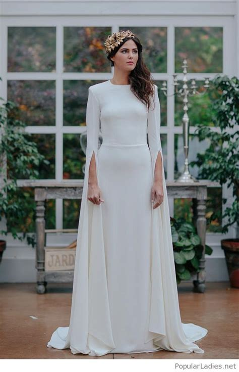 The most beautiful wedding dress I ever saw