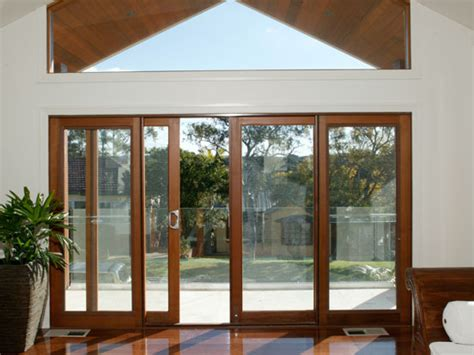 Timber Sliding Doors Patio Doors Airlite Timber Sliding Patio Doors