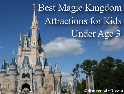 disney under 3 best attractions at disney's magic