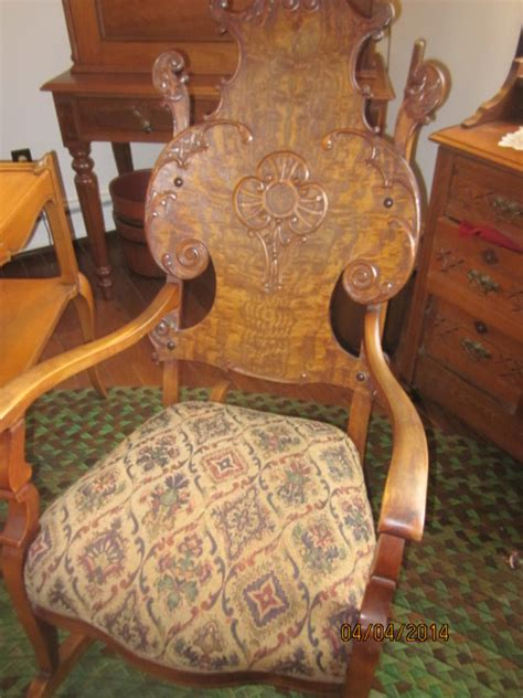 where can i dump my old couch wooden chairs that just might be too beautiful to use