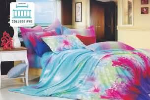 Dormco Bedding Harmony Twin Xl Comforter Set College Ave Designer