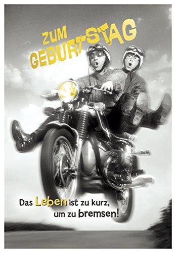 Motorrad Spr Che Hochzeit by Spr 252 Che Geburtstag Motorrad Directdrukken