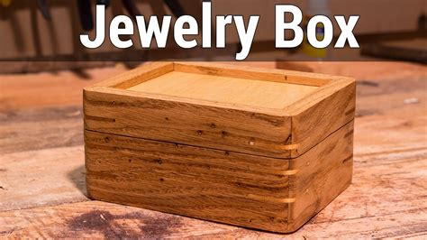 easy to make jewelry box simple jewelry box простая шкатулка