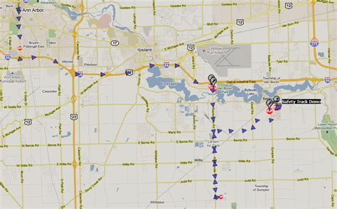 map with gps tracker maps with gps tracker free