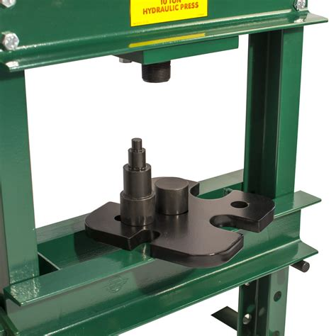10 Ton Hydraulic Floor Press by 10 Ton Hydraulic H Frame Bench Top Floor Press With
