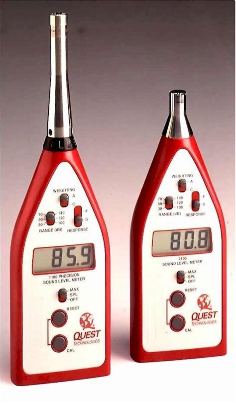 Sound Level Meter Quest q1100 q2100