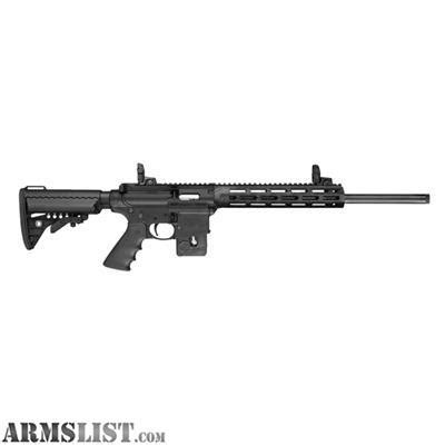 armslist for sale: smith and wesson m&p15 22 performance