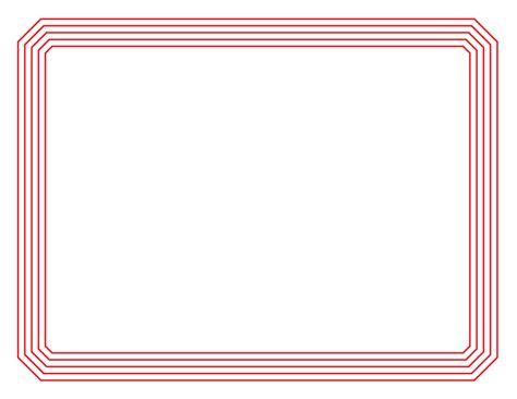 certificate borders templates certificate border 1
