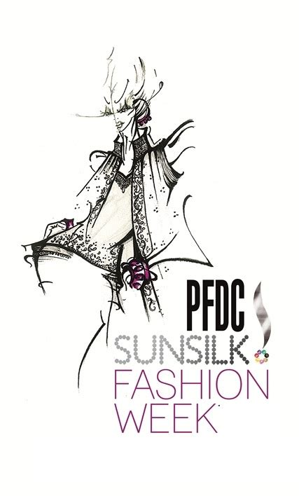 Fashion Council Reveals Fashion Week Designers by Pfdc Sunsilk Fashion Week 2013 Participating Designers