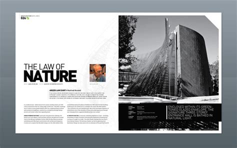 free architecture magazine modern design magazine 13 on editorial design served